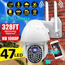83/47LEDs Full HD 1080P Security <b>Surveillance Cameras Outdoor</b> ...