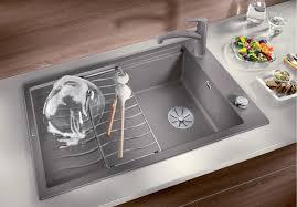 <b>Кухонная мойка Blanco Elon</b> XL 8 S антрацит - Купить в России ...