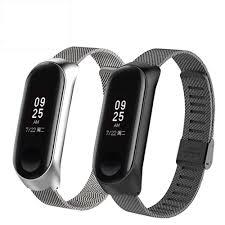 <b>Mijobs Mi Band 3</b> Strap Bracelet For Xiaomi Mi Band 3 Wrist Strap ...