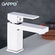 <b>GAPPO Basin faucet basin mixer</b> tap <b>bathroom faucet brass</b> water ...