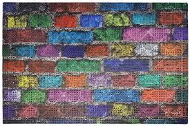 <b>Коврик</b> придверный GOOD SALE <b>Лофт</b> цветной, ПВХ ...