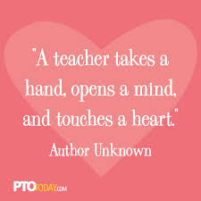 Teacher Appreciation. Inspirational quote. | Teacher Quotes ...