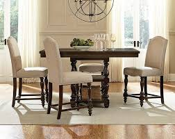 Five Piece Dining Room Sets Dining Room Counter Height Dinette Sets Counter Height Round