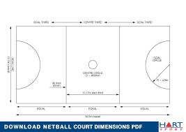 netball information   hart sport new zealand    may  netball