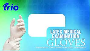 Careway Latex <b>Medical</b> Examination Disposable Hand Gloves ...