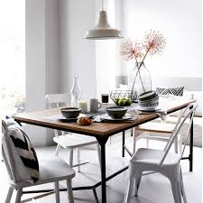Tesco Living Room Furniture Layer Up Your Monochrome For A Calm And Contemporary Dining Room
