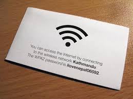 wifi courtesy cards ryan greenberg sample wifi courtesy card