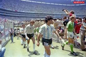 Fußball-Weltmeisterschaft 1986/Finale