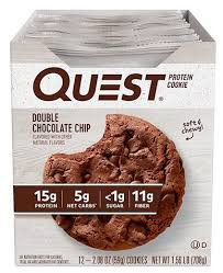 Купить <b>Quest Nutrition Печенье</b> Quest <b>Cookies</b> (59 г 12 шт ...