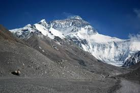 once you reach the top of mt everest there s nowhere to go but down