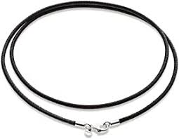 mens leather necklace - Amazon.com
