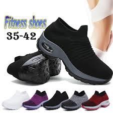New <b>Women</b> Casual <b>Shoes Wedge</b> Sneakers <b>Women</b> Air Cushion ...