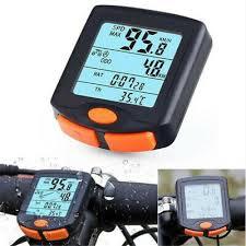 <b>Bicycle</b> Speedmeter <b>Waterproof Large Screen</b> Code Meter For ...