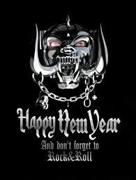 <b>Heavy metal</b> music, Happy <b>new</b> year song, Motorhead