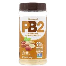 <b>PB2</b> Foods, The <b>Original PB2</b>, <b>Peanut Butter</b> Powder, <b>6.5</b> oz (184 g ...