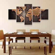 <b>World Map Canvas</b> Wall Art - <b>Canvas</b> Freaks