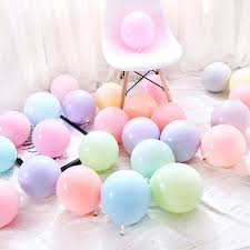 "<b>50pcs</b>/<b>lot</b> 5""<b>10inch</b> Macaron Latex Balloons Helium Ballon Party ..."