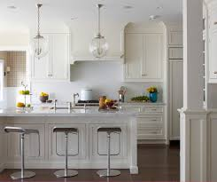 beach style kitchen by museinteriors beach house kitchen nickel oversized pendant