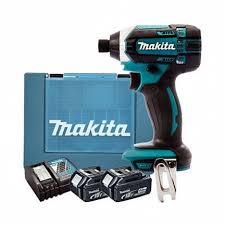 <b>Аккумуляторный</b> гайковерт <b>Makita DTD152RME</b> купить в ТМК ...