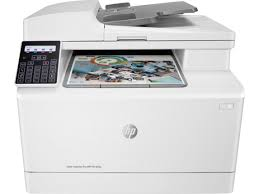 <b>МФУ HP Color LaserJet</b> Pro M183fw | HP® Russia
