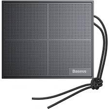 <b>Колонка Baseus Encok</b> Music-cube <b>Wireless</b> Speaker E05 черный ...