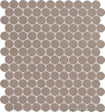 <b>Fap Ceramiche</b> Color Now Fango Round <b>Мозаика</b> 29,5х32,5 купить
