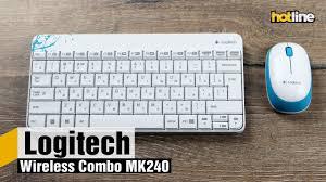 <b>Logitech Wireless</b> Combo MK240 — обзор <b>беспроводного</b> ...