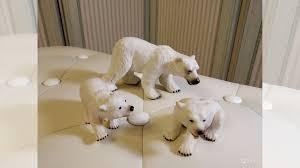 """<b>Игровая фигурка Papo</b>""""Полярная медведица и два медв купить в ..."""