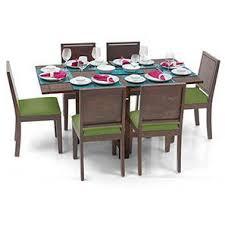 Danton 3-to-<b>6</b> - Oribi <b>6</b> Seater <b>Folding Dining</b> Table Set - Urban ...