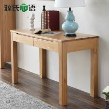 white oak desk 12 m 1 solid wood study tables computer office minimalist green table aliexpresscom buy foldable office table desk