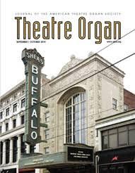 American Theatre Organ Society: <b>ATOS</b>