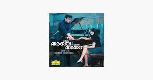 Complete Concerto Recordings by <b>Martha Argerich</b> & <b>Claudio</b> ...