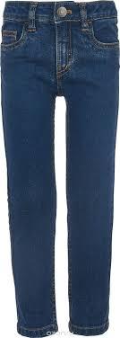 <b>Джинсы</b> для девочки <b>Button Blue</b>, цвет: синий деним ...