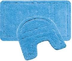 """<b>Набор ковриков</b> для ванной <b>Iddis</b> """"Blue <b>Landscape</b>"""", цвет: синий ..."""