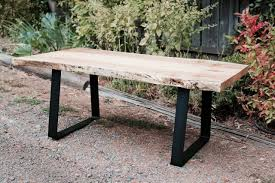 wood slab dining table beautiful: made to order wood coffee table raw wood table wood slab table live edge table dining room table wood coffee table