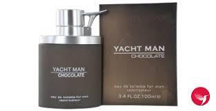 <b>Yacht Man Chocolate Myrurgia</b> cologne - a fragrance for men