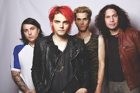 <b>My Chemical Romance</b> Just Shared Their First Photo Together ...