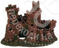 <b>Грот для аквариумов Trixie</b> Разрушенный замок - купить ...