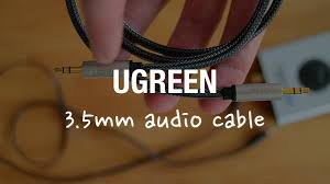 <b>UGREEN 3.5mm Stereo Audio Cable</b> Review - YouTube