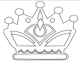 Small Picture Princess Crown with Jewelry Coloring Page NetArt