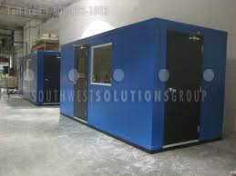 blue walls inplant offices modular construction warehouses distribution blue walls inplant offices modular blue walls inplant offices modular blue office walls