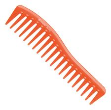 <b>Гребень волна Beauty 18см</b> (оранжевый) от Dewal купить в ...