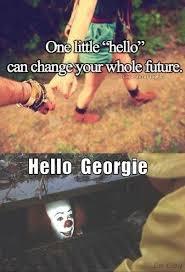 creepy clown, | Tumblr via Relatably.com