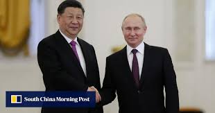 China and Russia to close ranks in united front against American ...