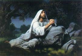 Resultado de imagem para jesus no getsemani