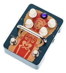 Купить Процессор <b>эффектов</b> для гитары <b>Orange Fur Coat</b> в ...