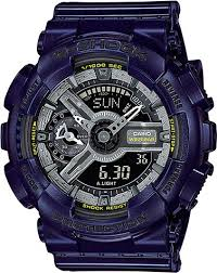 Наручные <b>часы Casio GMA</b>-<b>S110MC</b>-<b>2A</b> купить в интернет ...