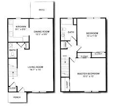 The Olympia Bedroom Duplex Baths Floor Plan Bedroom Duplex    the olympia bedroom duplex baths floor plan