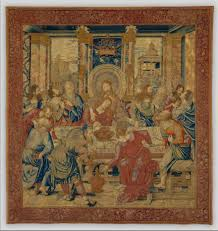renaissance to modern tapestries in the metropolitan museum of art the last supper