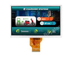 "7"" TFT LCD Panel, <b>7 inch TFT LCD</b> Module, Display TFT 7"""